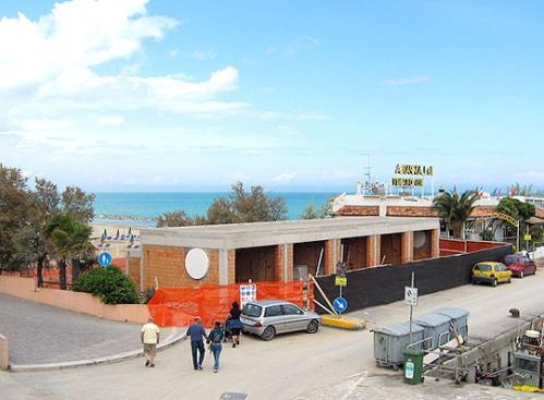 Fronte del porto estate 2007